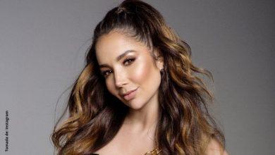 Paola Jara: se filtran imágenes de la cantante antes de cirugías