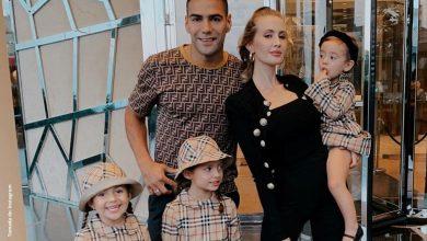Radamel Falcao y su esposa al parecer tendrán un 'tigresito'