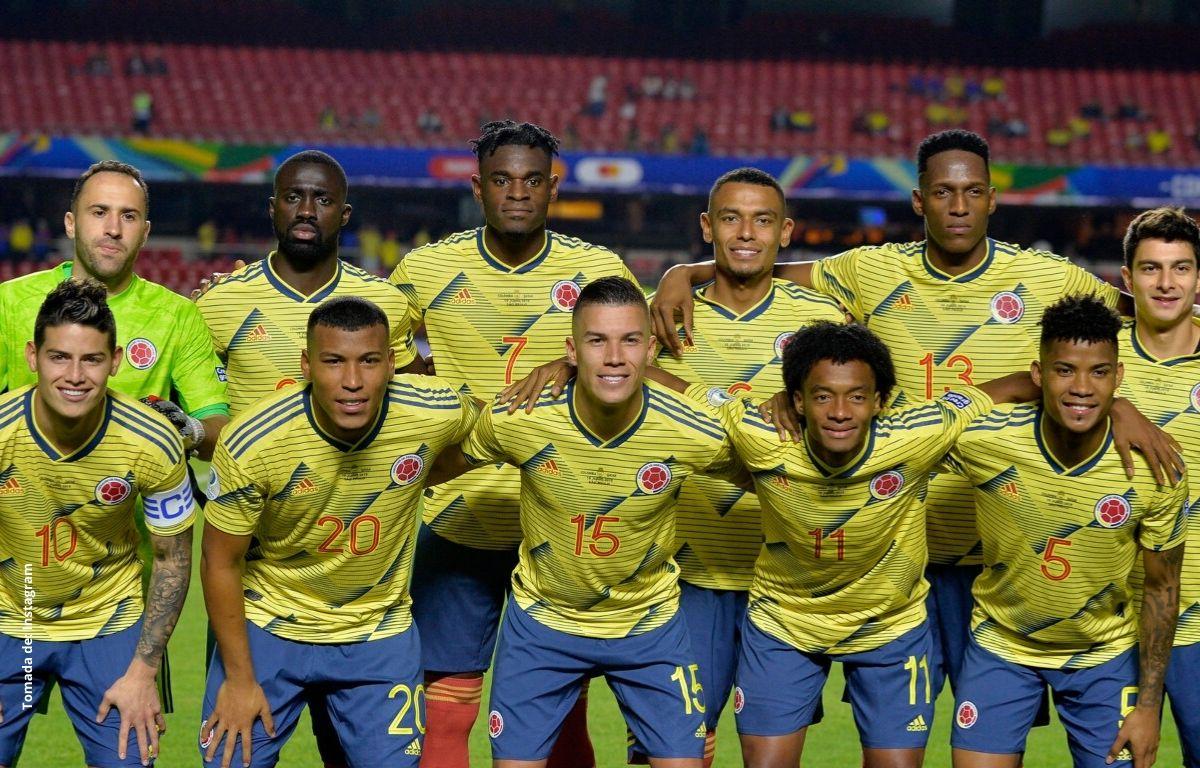 Así sería el nuevo diseño de la Camiseta Selección Colombia