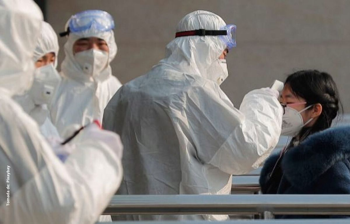 China dice tener vacuna para combatir el covid-19