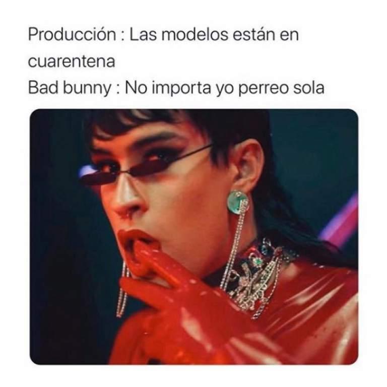Nueva canción de Bad Bunny desató ola de memes
