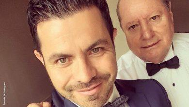 Piter Albeiro confirma el fallecimiento de su padre
