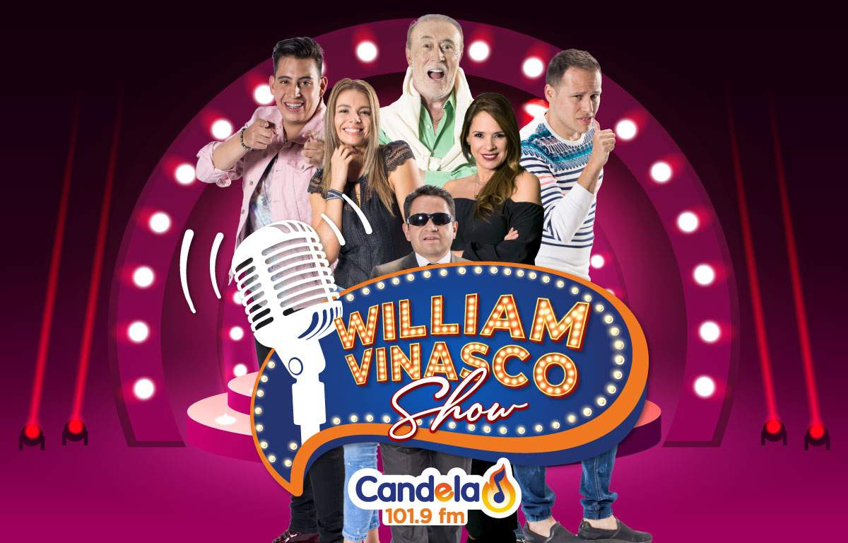 'William Vinasco Show' 16 de marzo de 2020