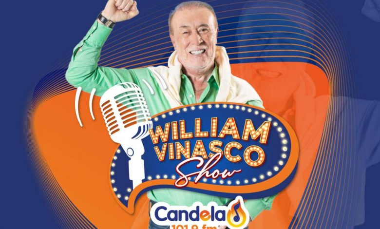 'William Vinasco Show' 17 de marzo de 2020