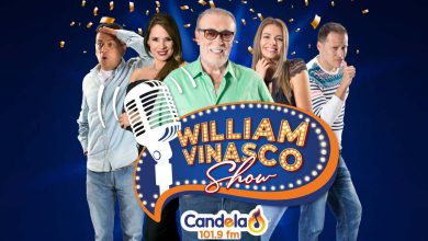 'William Vinasco Show' 20 de marzo de 2020