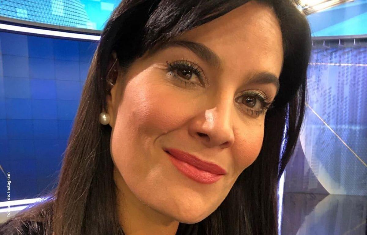 A Vanessa de La Torre le dicen que se ve mejor en TV y así respondió