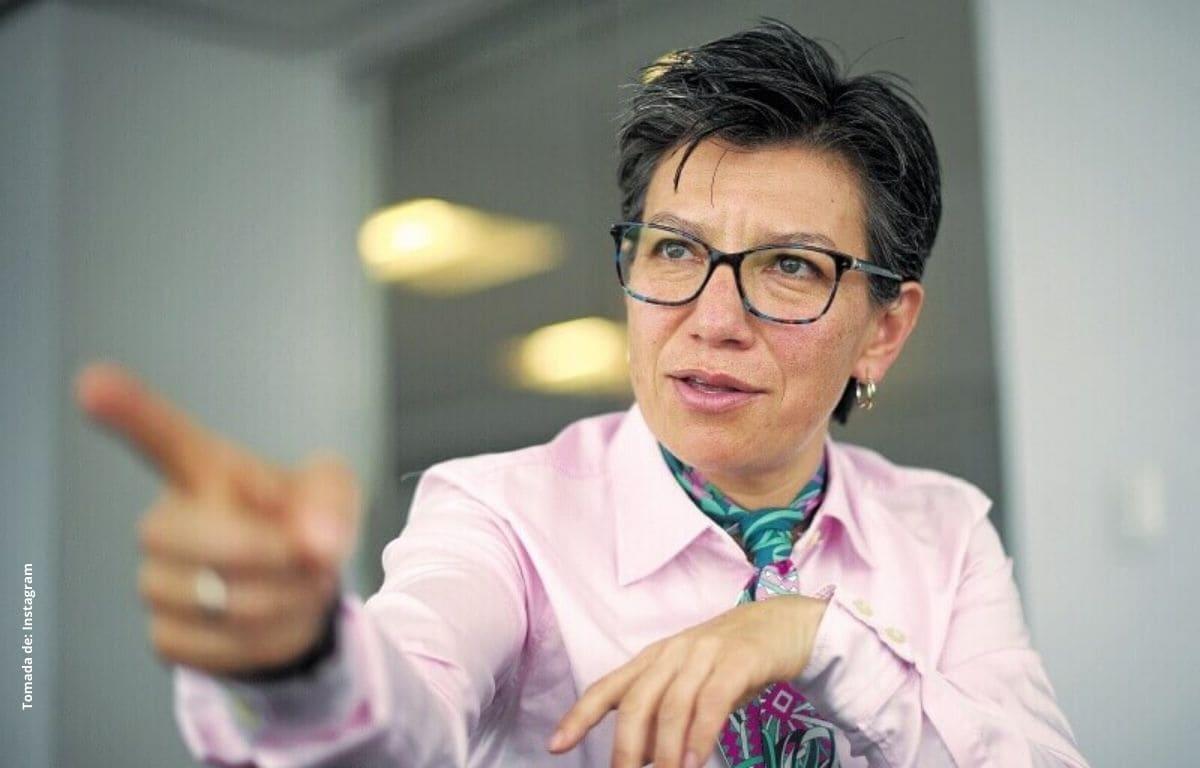 Alcaldesa de Bogotá expuso qué vendrá con la extensión de la cuarentena