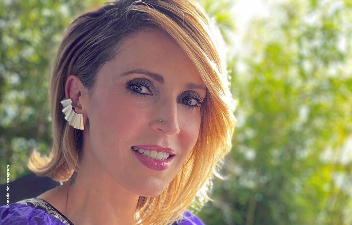 Alejandra Azcarate dejó ver admiración por amas de casa