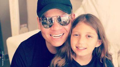 Alzate divirtió a sus fans al dejarse maquillar por su hija