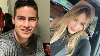 Foto probaría que James Rodríguez y Shannon de Lima siguen juntos