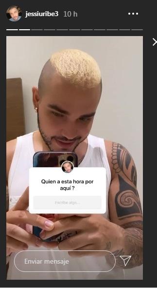 Jessi Uribe cambia de look y envía pulla a sus detractores