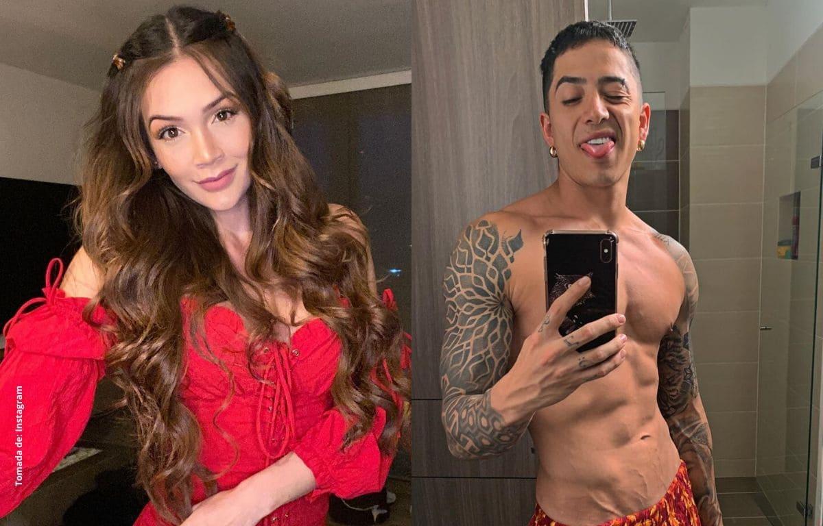 ¿La desviste?, Lina Tejeiro responde a indirecta de Andy Rivera