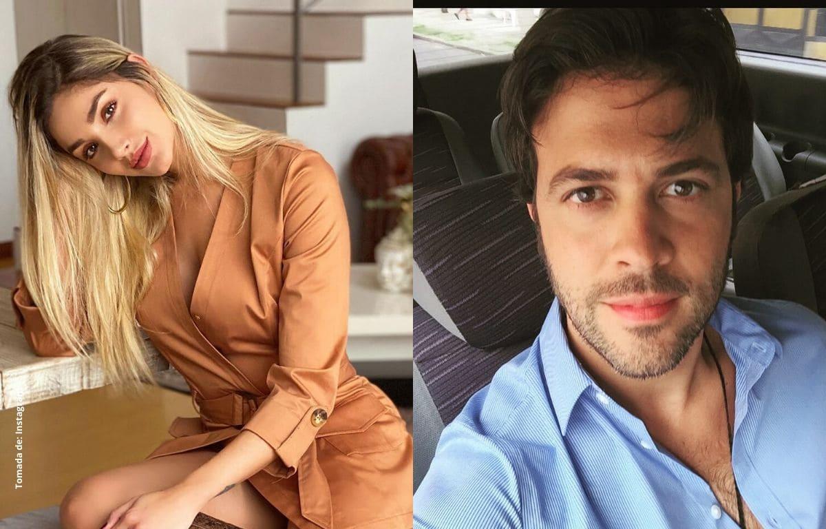 Melina Ramírez y Juan Manuel Mendoza pasan juntos cuarentena