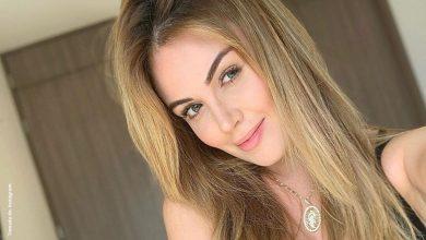 ¿Nuevo amor?, Sara Uribe recibe detalle y lo presume en redes