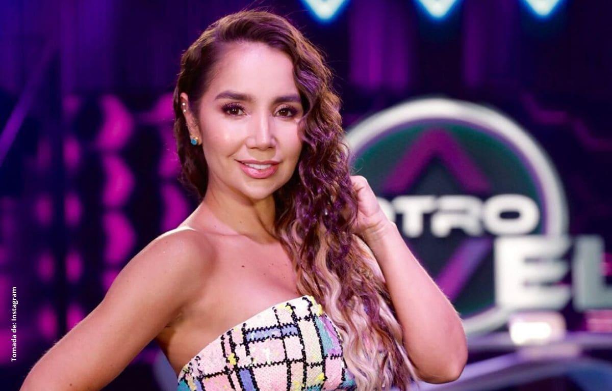 Paola Jara responde si es ella la del video íntimo que es viral