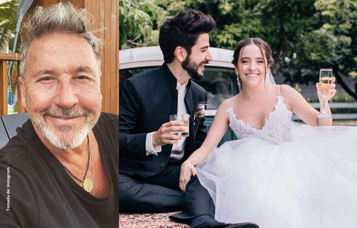Ricardo Montaner se cansó de cursilería entre Evaluna y Camilo