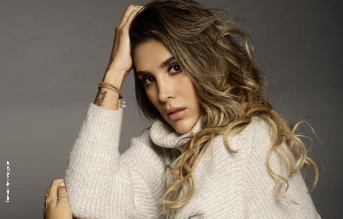 Se filtran imágenes de Daniela Ospina antes de tener un cuerpo fit