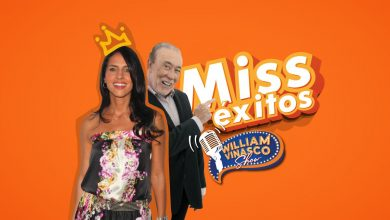William Vinasco y Paola Turbay, 'miss éxitos'