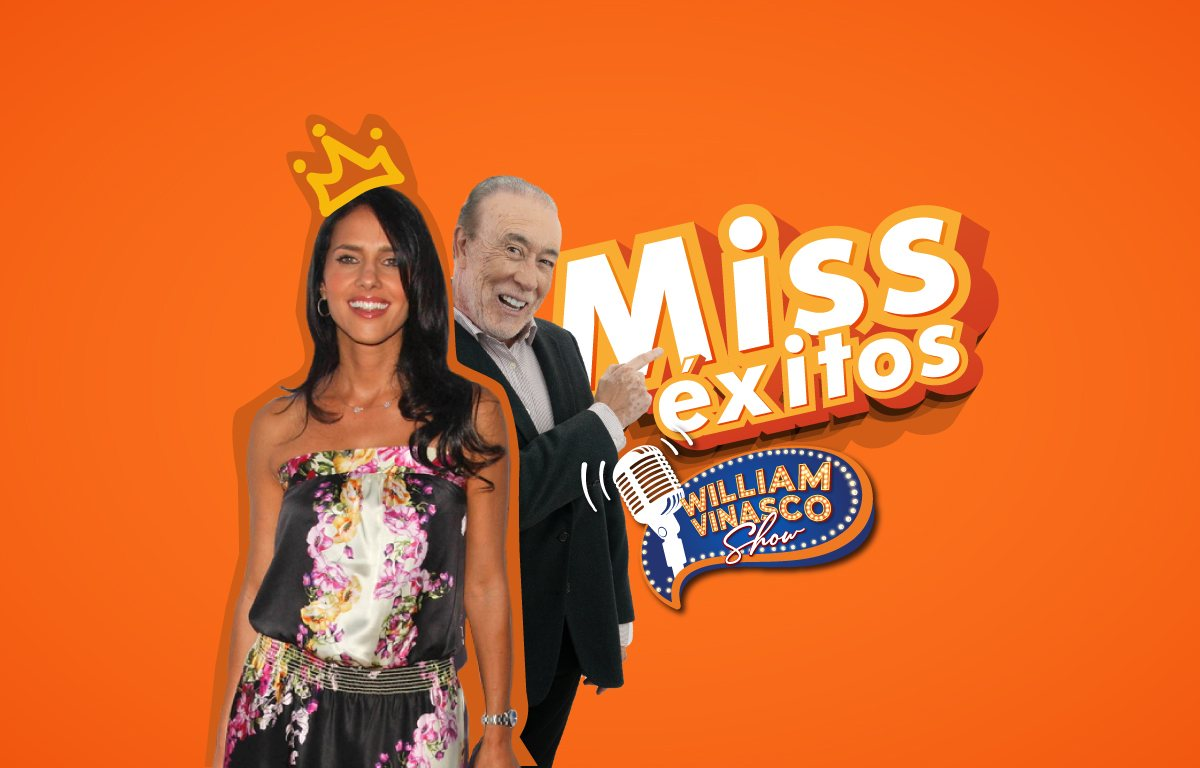 William Vinasco y Paola Turbay, 'miss éxitos'