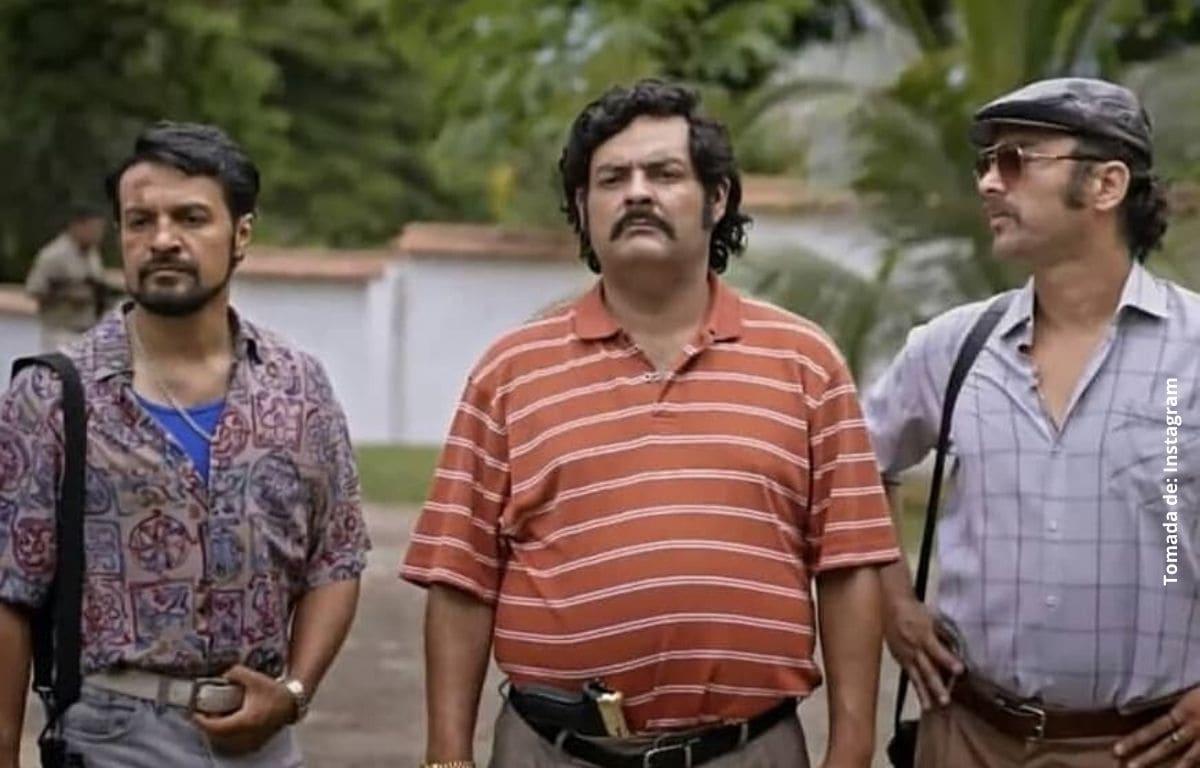 Actor que interpreta a Pablo Escobar es amenazado