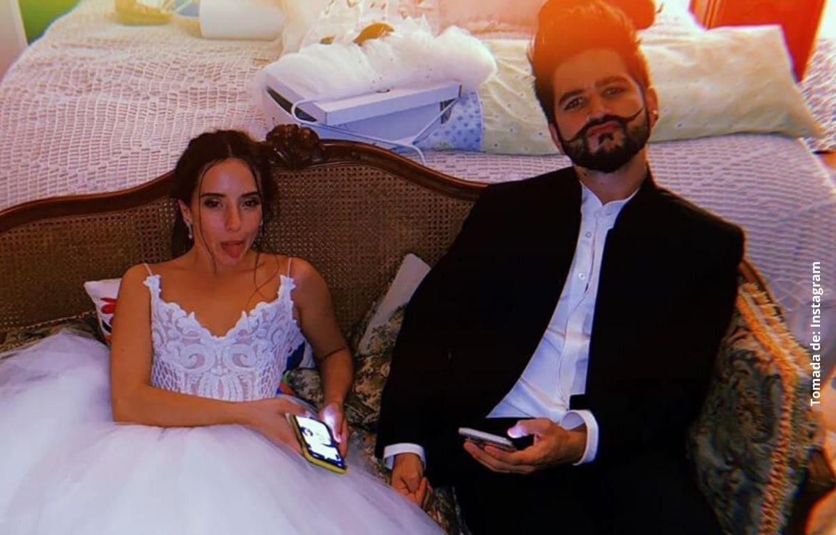 Camilo Echeverry compró accesorios de bebé antes de casarse