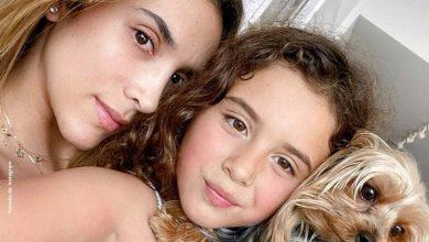 Daniela Ospina sorprende al seguirle el paso de baile a su hija