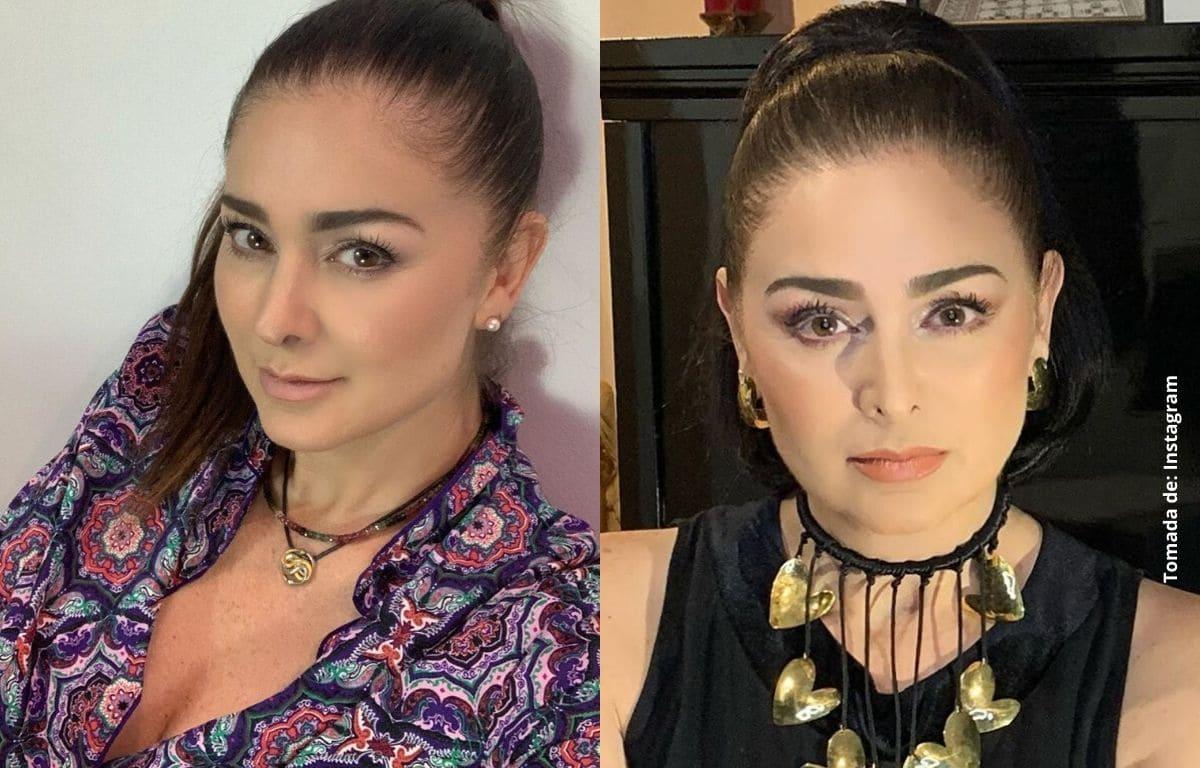 De 20 años, Así se ve Linda Lucía Callejas sin maquillaje