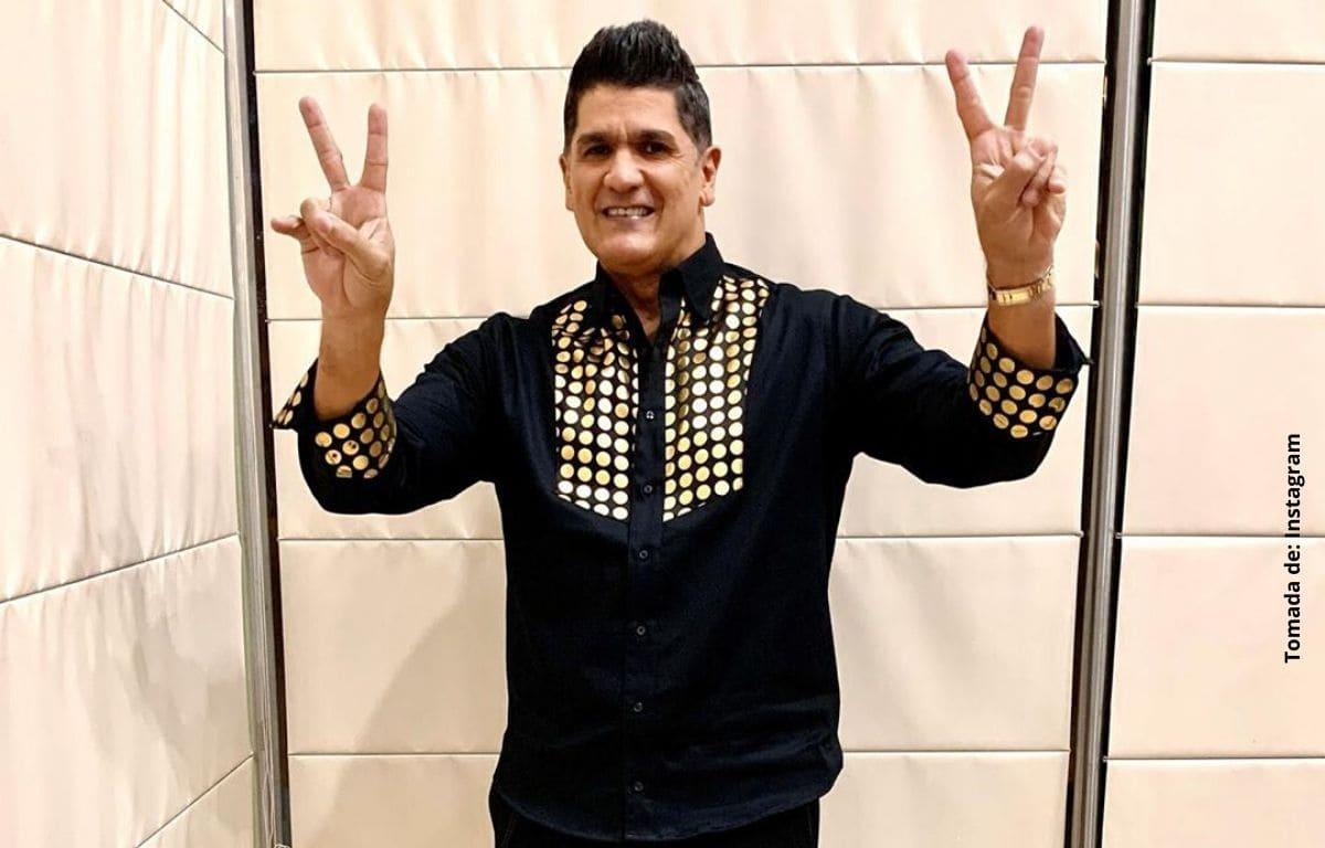 Eddy Herrera confiesa que casi deja su carrera musical