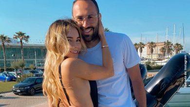 Esposa de David Ospina lució su cuerpazo en bikini