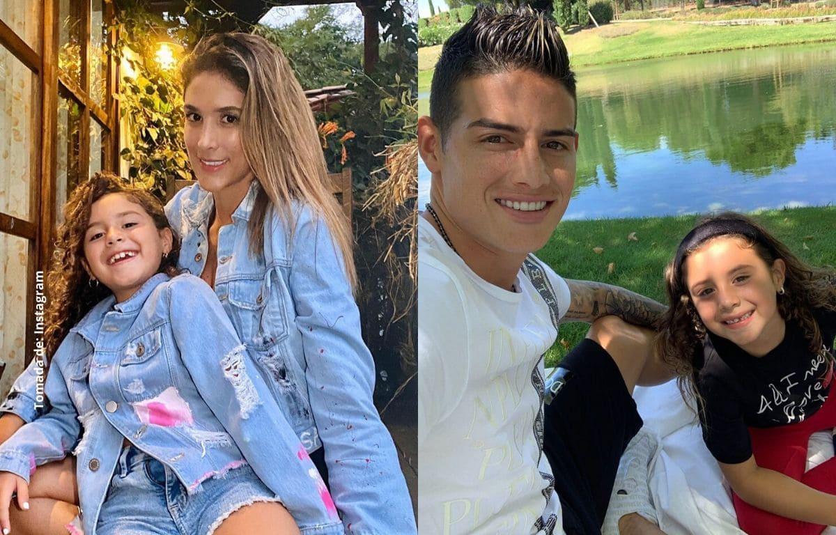 Hija de Daniela Ospina donará regalos a los más necesitados