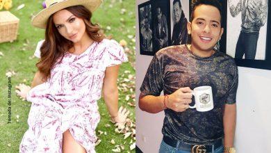Kimberly Reyes y Orlando Liñan se fueron de rumba en cuarentena