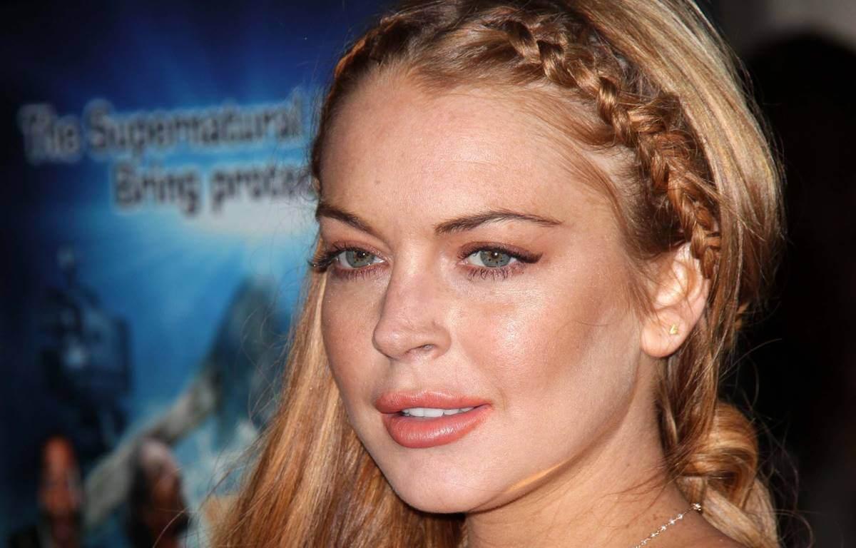 Lindsay Lohan antes y después de Juego de gemelas