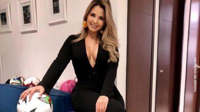 Melissa Martínez aclara de una vez por todas si está embarazada