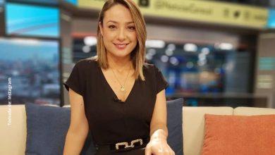 Mónica Jaramillo se muestra sin maquillaje y recibe halagos