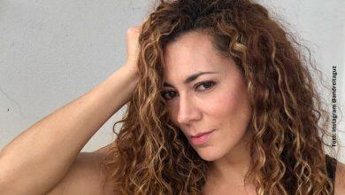 Andrea Guzmán luce su figura con diminuto bikini