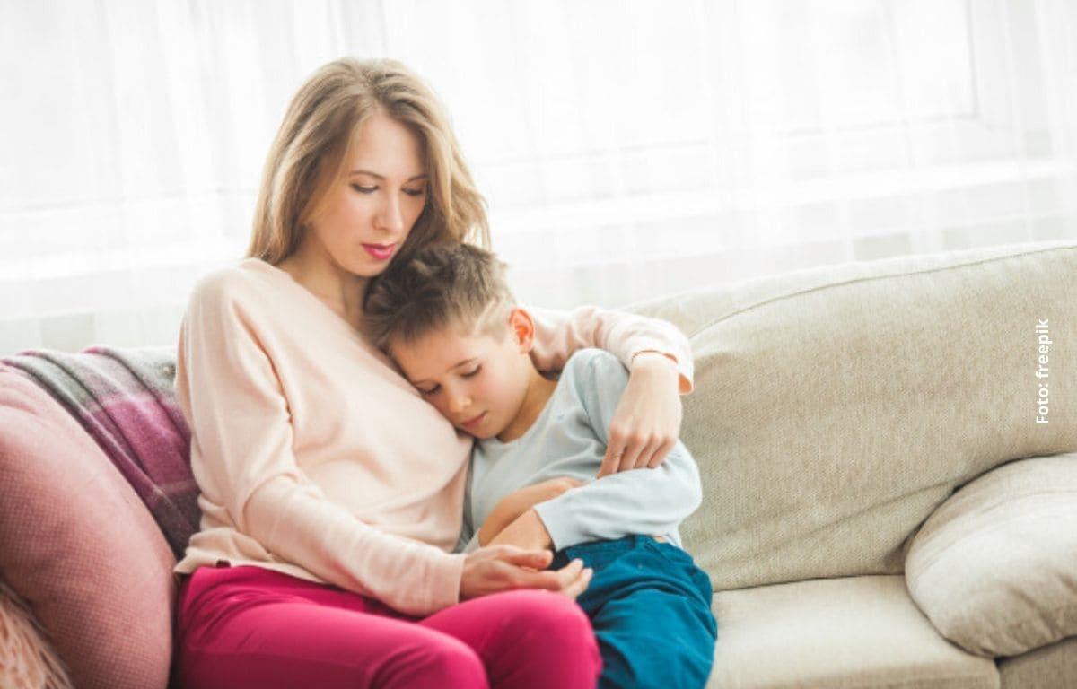 Cómo sanar las heridas cuando el padre de tu hijo te abandona