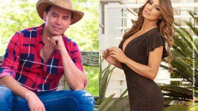 Con divertida foto, Jhonny Rivera se compara con Esperanza Gómez