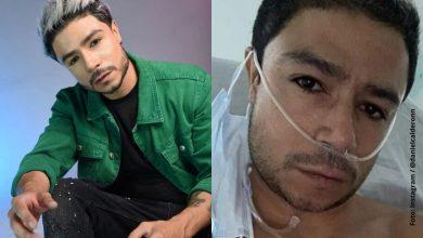 Daniel Calderón preocupó por fotografía en el hospital