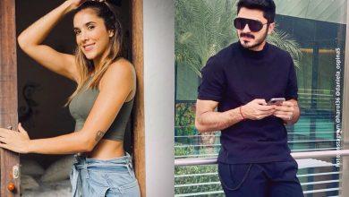 Daniela Ospina le dedica conmovedora canción a su novio