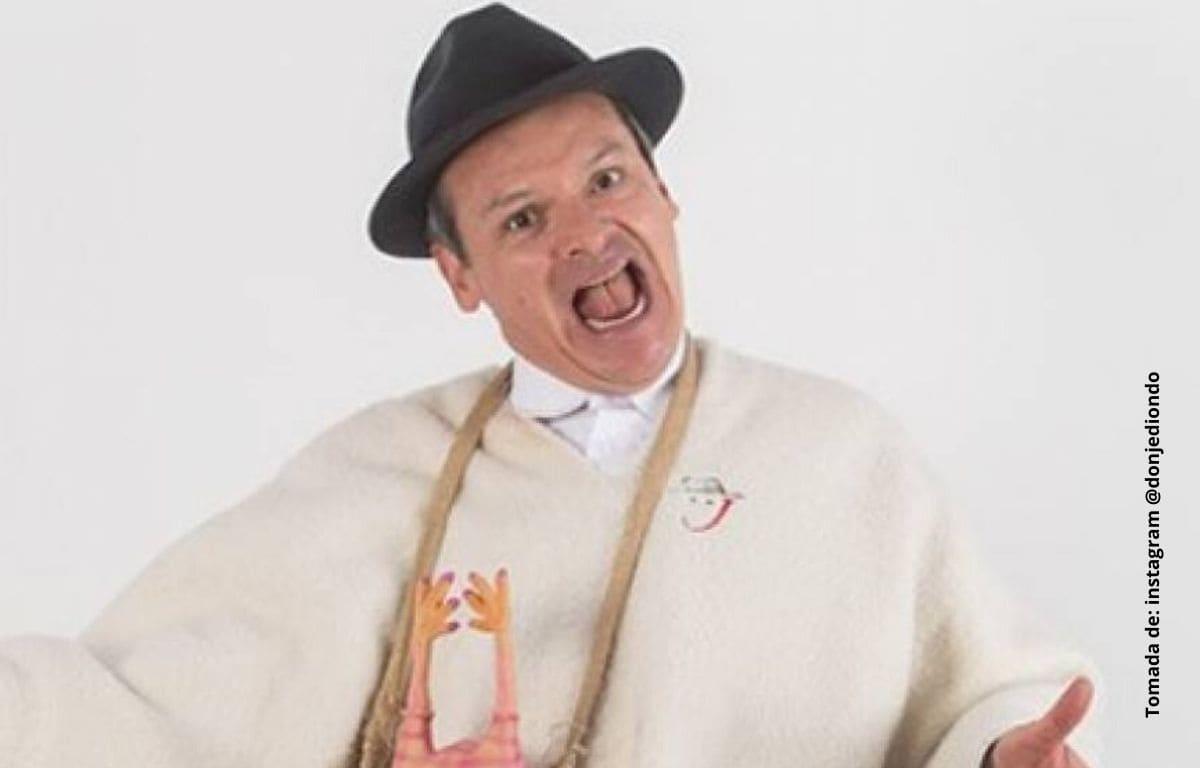 Don Jediendo vende empanadas tras quiebra de sus restaurantes