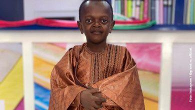 Él es Grand M el hombre africano de los memes