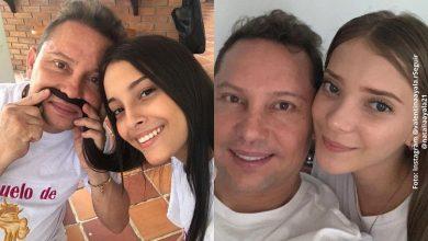 Ellas son las bellas hijas de Giovanny Ayala