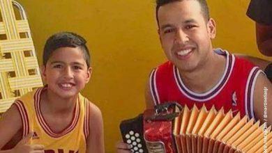 Hijo de Martín Elías le compone emotiva canción para su cumpleaños