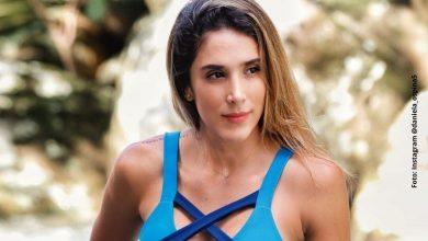 La ayudita a la que Daniela Ospina acude para un abdomen plano