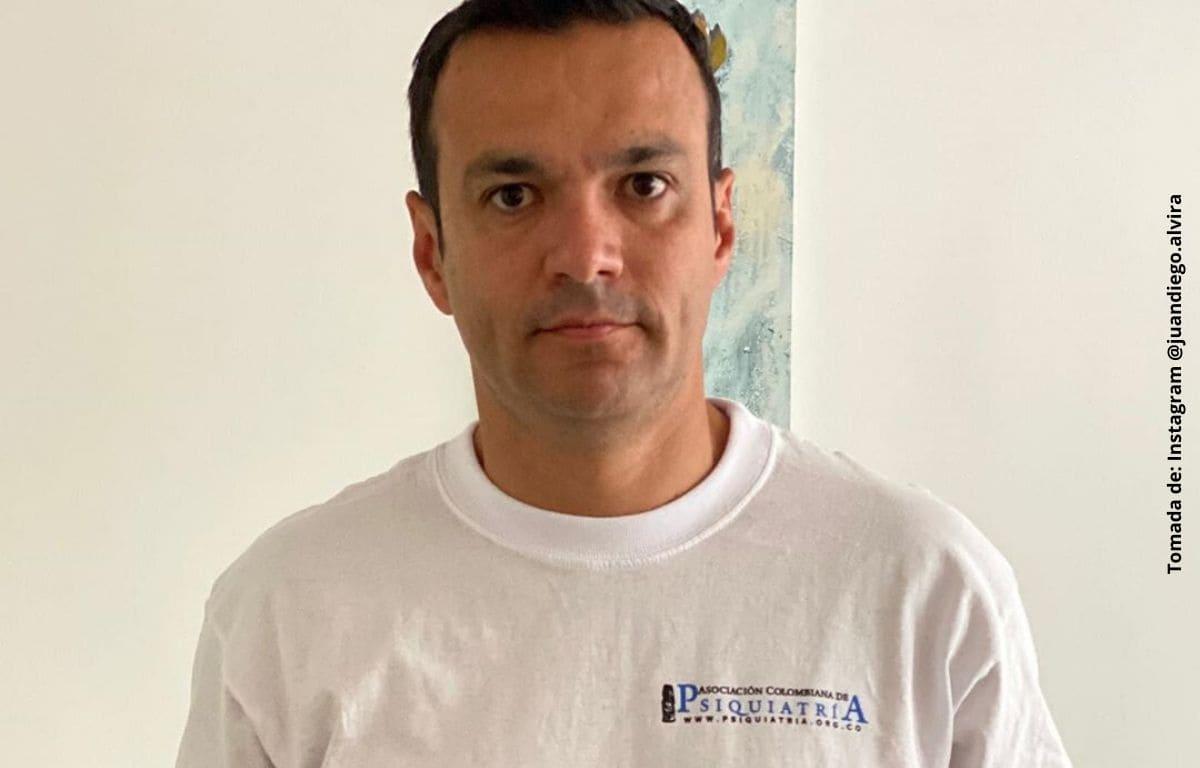 La razón por la que Juan Diego Alvira acudió al médico