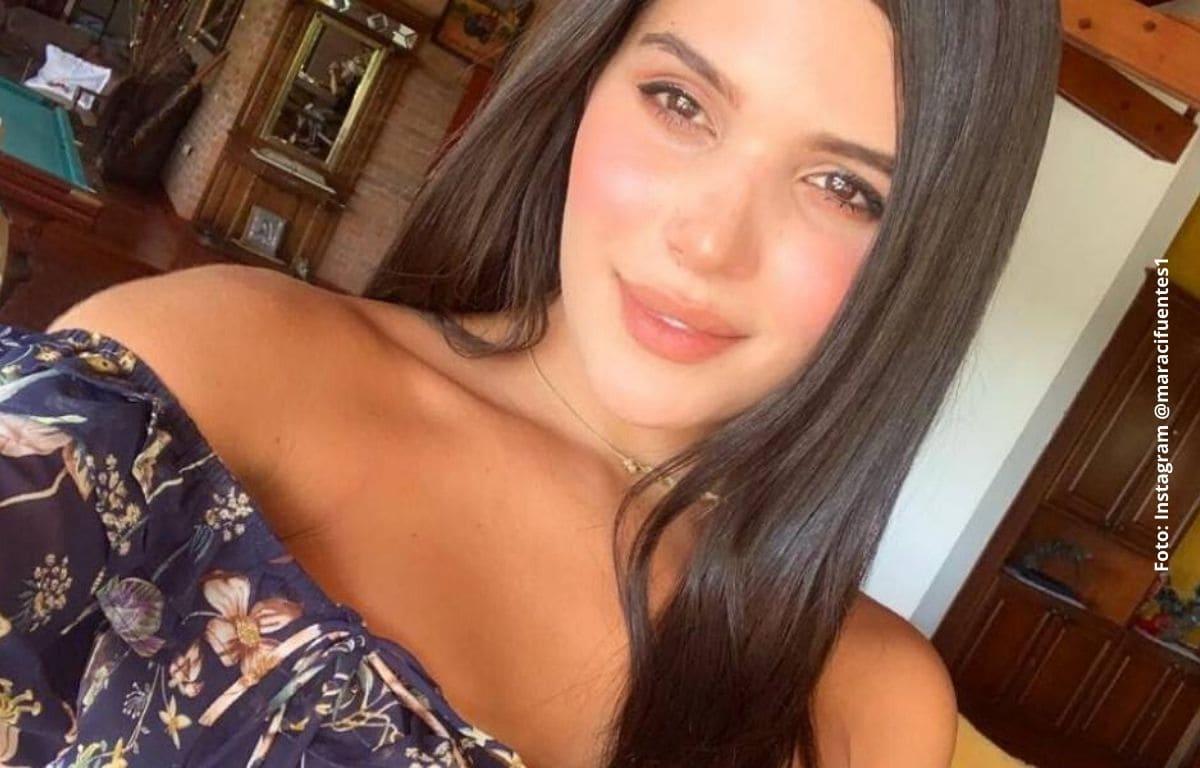 Mara Cifuentes inconforme por no poder participar en Miss Universe