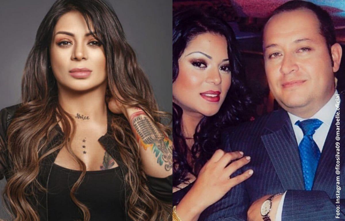 Marbelle contó cómo fue el final de la relación con Royne Chávez