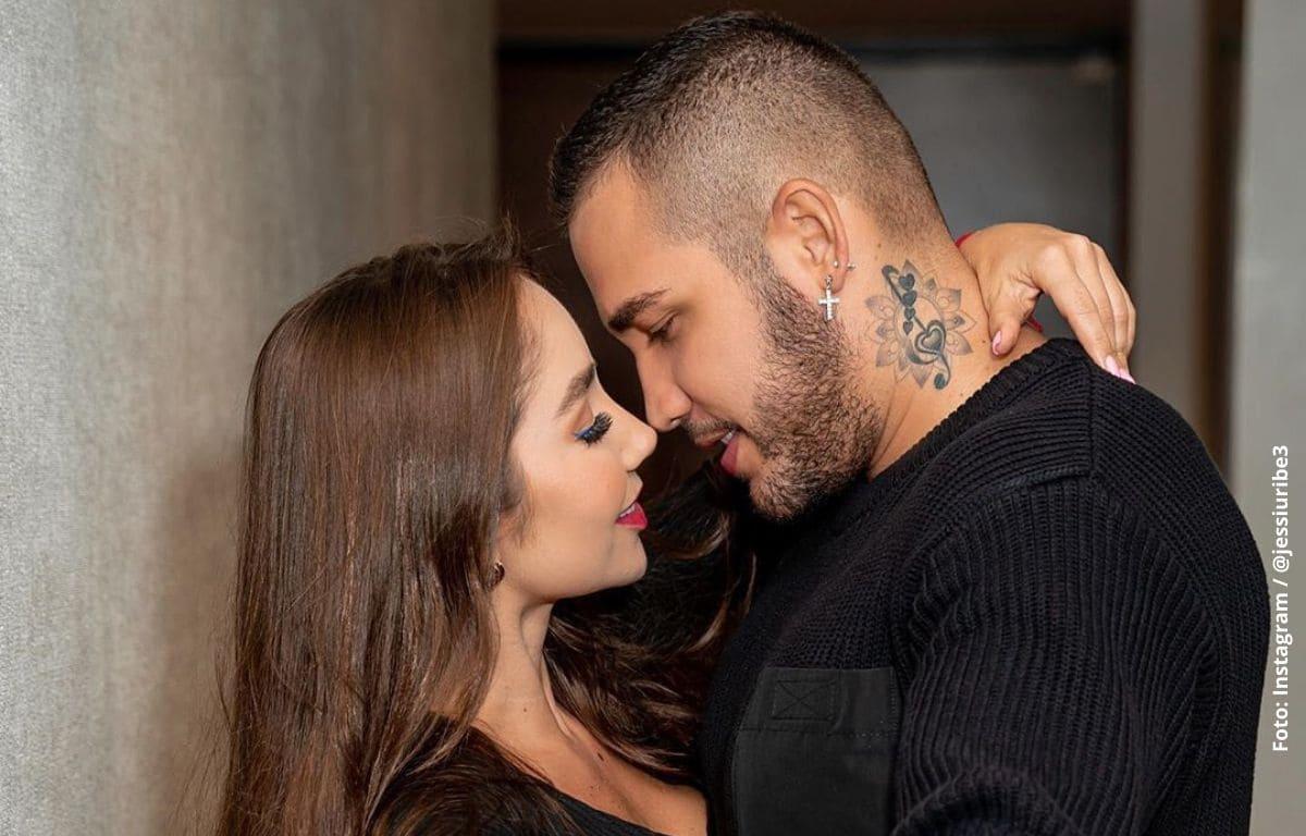 Paola Jara le dio tremenda cachetada a Jessi Uribe en concierto virtual