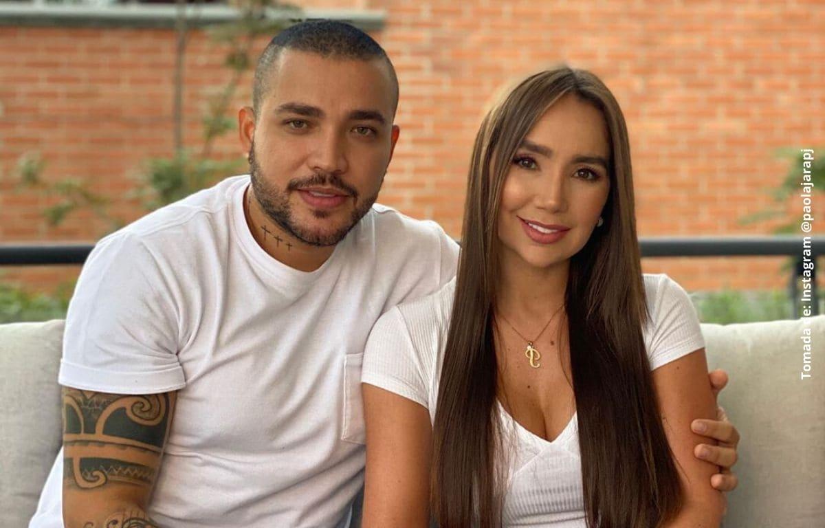 Paola Jara y Jessi Uribe deleitan cantando desde la cama
