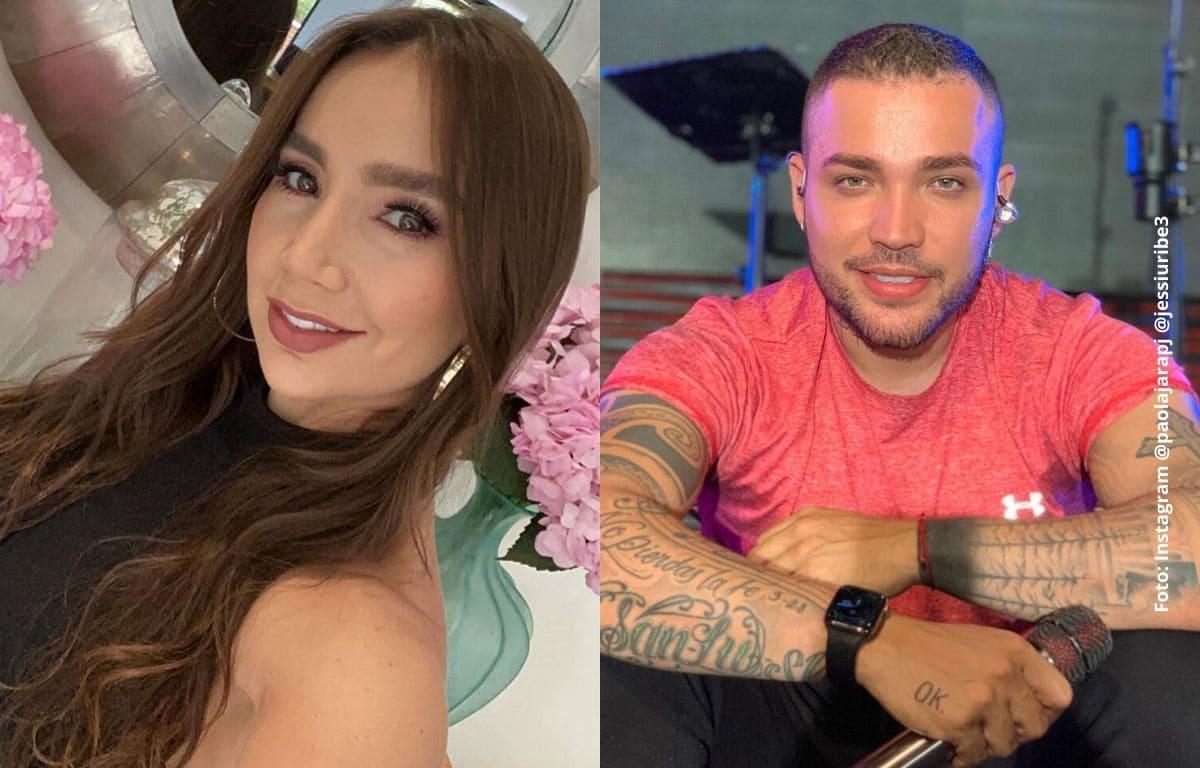 Paola Jara y Jessi Uribe habrían infringido cuarentena por conciertos